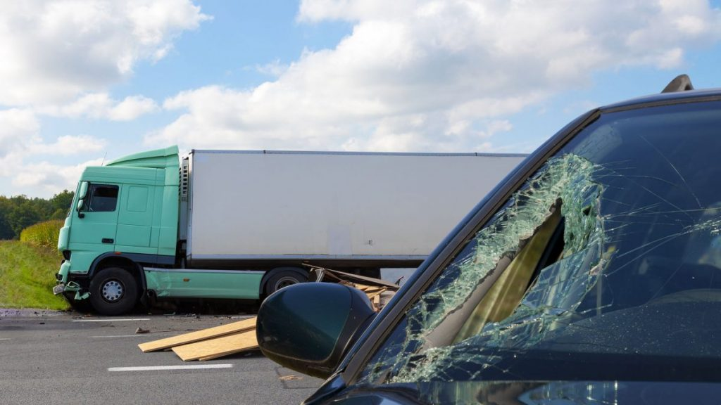 Cargo Spills and Truck Accidents   Jerome Fjeld, PLLC