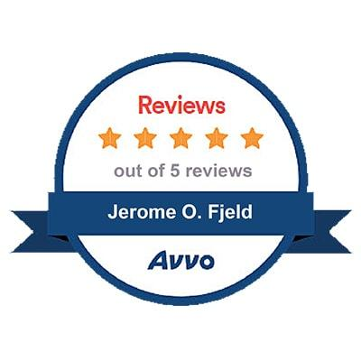Avvo Reviews/ Jerome O. Fjeld, PLLC. Personal Injury Attorney in Houston, TX