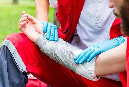 Fractures and Broken Bone Injury