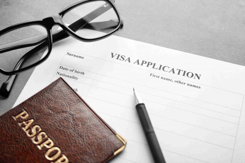 U.S. Visa Application